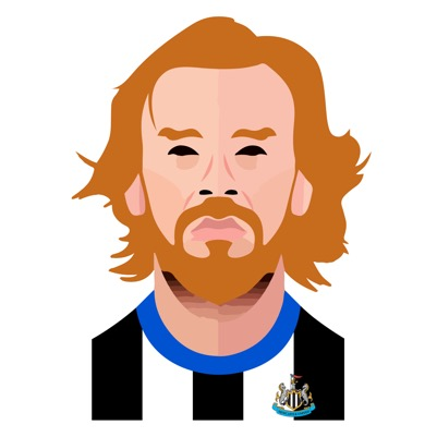 The Ginger Pirlo Debut