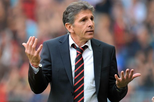 Claude Puel has taken Southampton backwards this season