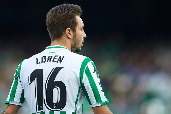Real Betis Balompie v Girona FC - La Liga
